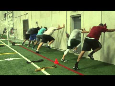 Day 13: NFL Summer Preaseason Training