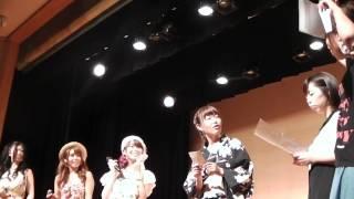 2013/08/23 笑いの苺 中MC 出演 石井てる美、石出奈々子、一杯のかけ...