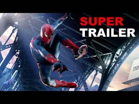 The Amazing Spider Man  Minute Super Trailer Beyond The Trailer