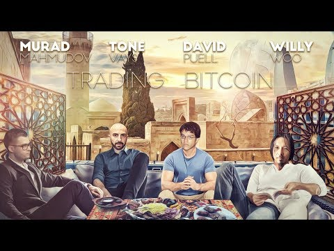 Trading Bitcoin W/ Willy Woo & David Puell - How Bill Will This Drop Be?