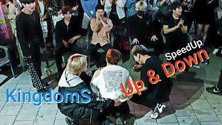 《EXID_#Up&Down(SpeedUp)》KingdomS#킹덤즈 이엑스아이디#위아래 20190501…