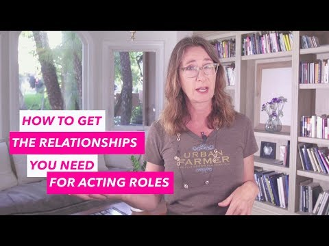 How to Get Roles That Put You on the Map!