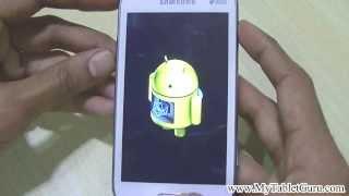 Hard / factory reset Samsung Galaxy S Duos S7562