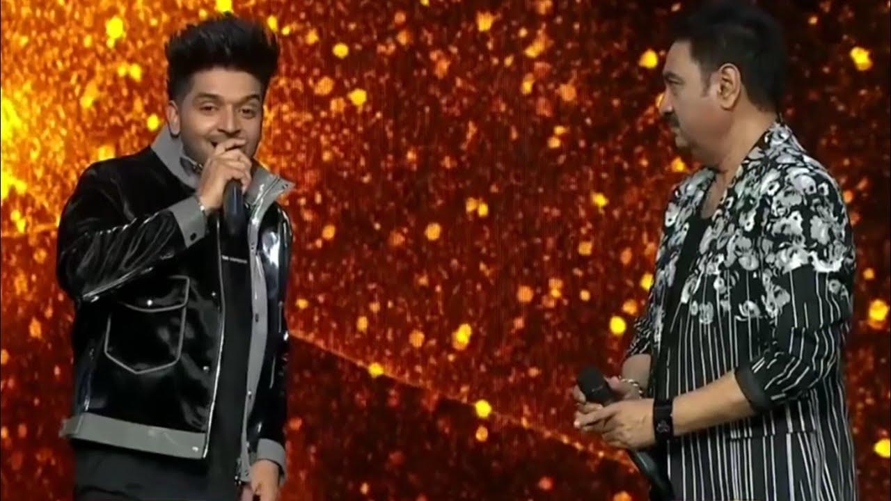 Download Guru Randhawa - Yeh dil aashiqana Lagdi Lahore di live singing with Kumar sanu | Indian idol |