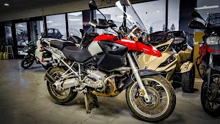 A Tried & True Classic!!! • 2005 BMW R1200GS Test! | TheSmoaks Vlog_1195