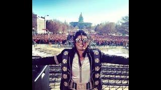 Broncos Super Bowl Victory Parade Michael Jackson Sonny G. CBS 4 Denver