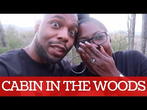 CABIN TOUR (BLUE RIDGE MOUNTAINS), VACATION GETAWAY 2018