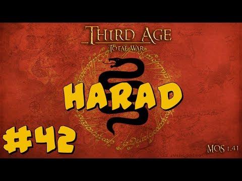 Third Age Total War: Harad #42 ~ Mumakil Mating?
