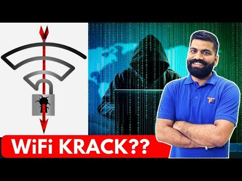 WiFi KRACK Attack - WPA Exploit Explained - WiFi At RISK
