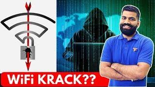 WiFi KRACK Attack - WPA Exploit Explained - WiFi at RISK screenshot 5