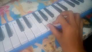 Not pianika lagu ummi(sulis)