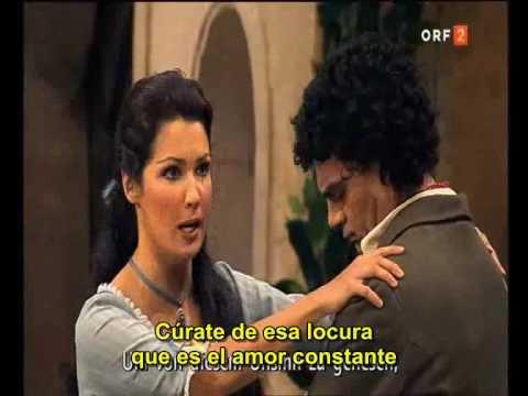 L'elisir d'amore (2005) - 5 - Una parola, o Adina... Che vuol dire cotesta suonata