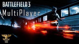 Battlefield3 MP (HD 1080p) -[15]- граница Каспия (захват)