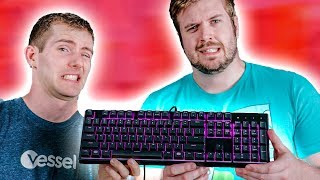 Download FAKE Mechanical Keyboard FEELS Real! - S#!t Manufacturers Say Mp3 and Videos