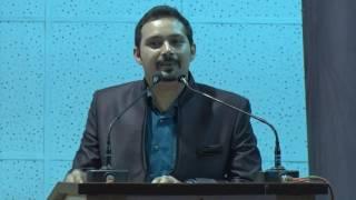 Speech of Arijit Chakraborty