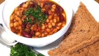 Western Bohnen / Baked Beans Art