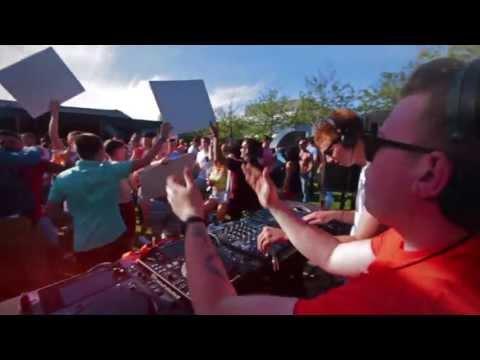 Funkybox & Sin Present - Dublin Open Terrace Party