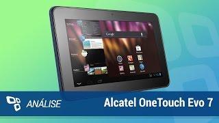 Tablet Alcatel OneTouch Evo 7 [Análise] - TecMundo