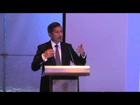Keynote Speech - Dr. Vivian Balakrishnan