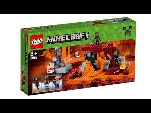 LEGO Minecraft Spring 2016 - ALL sets pictures!