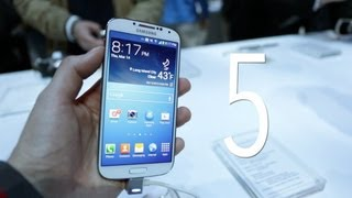 Top 5 Samsung Galaxy S4 Features! thumbnail
