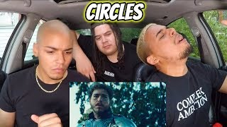 Post Malone - Circles (VIDEO) | REACTION REVIEW