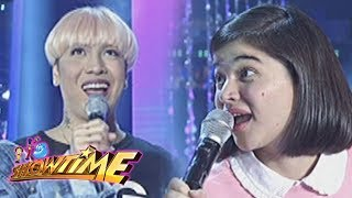 It's Showtime Miss Q & A: Typhoon Gorio's message to Anne