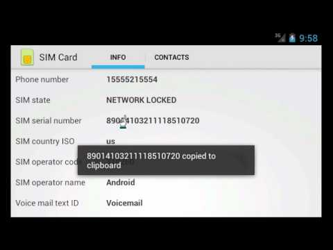 Phone number lookup cell, how to check the phone number of a sim card