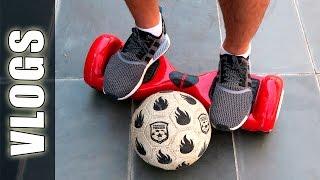 Fútbol Balance Wheel & World of Warcraft el Estreno - GuidoFTO Vlogs