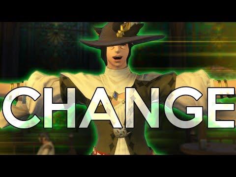 Bard Changes FFXIV Stormblood
