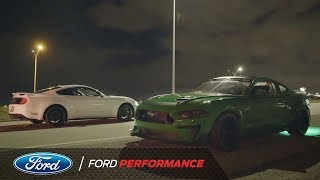 Cloverleaf Drift: Behind the Scenes | Ford Performance