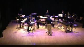 Tchaikovsky Nutcracker Suite - Russian Dance Trepak from percussion