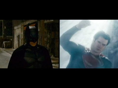 Superman to take on Batman in film sequel