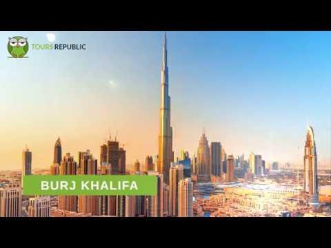 Travel and Tour Dubai - cover