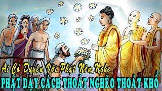Ai Có Duyên Với Phật nên nghe qua 1 lần Phật Dạy LÀM PHƯỚC ĐỨC để Giàu Sang Hạnh Phúc cả đời