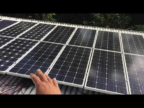 DIY pinoy off grid solar power