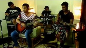 Voxia - Keajaiban (home studio jam session)