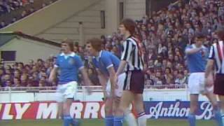 1976 League Cup Final Goals - Man City v Newcastle