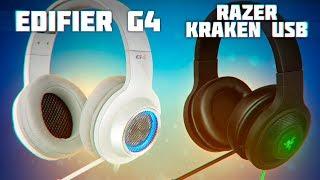 Edifier G4 (50$) vs Razer Kraken (80$) 🔥