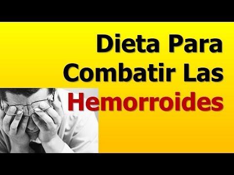 Dieta hemorroides alimentos prohibidos