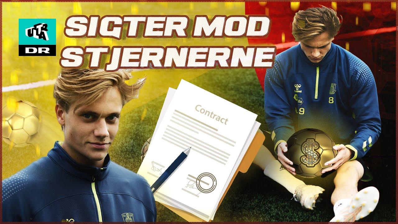 Skriver under på kontrakt! | Fodboldtalenterne | Ultra
