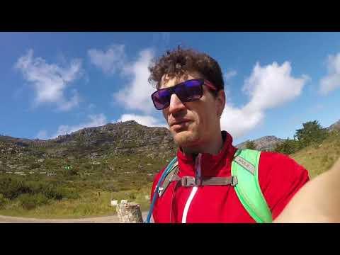 Hiking on Table Mountain (Kasteelspoort trail)
