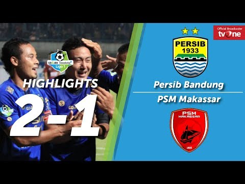 Persib Bandung vs PSM Makassar: 2-1 All Goals & Highlights