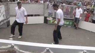 The Best Street Football Skills Ever!