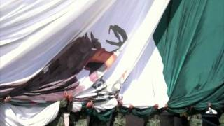 Bandera Monumental de SLP
