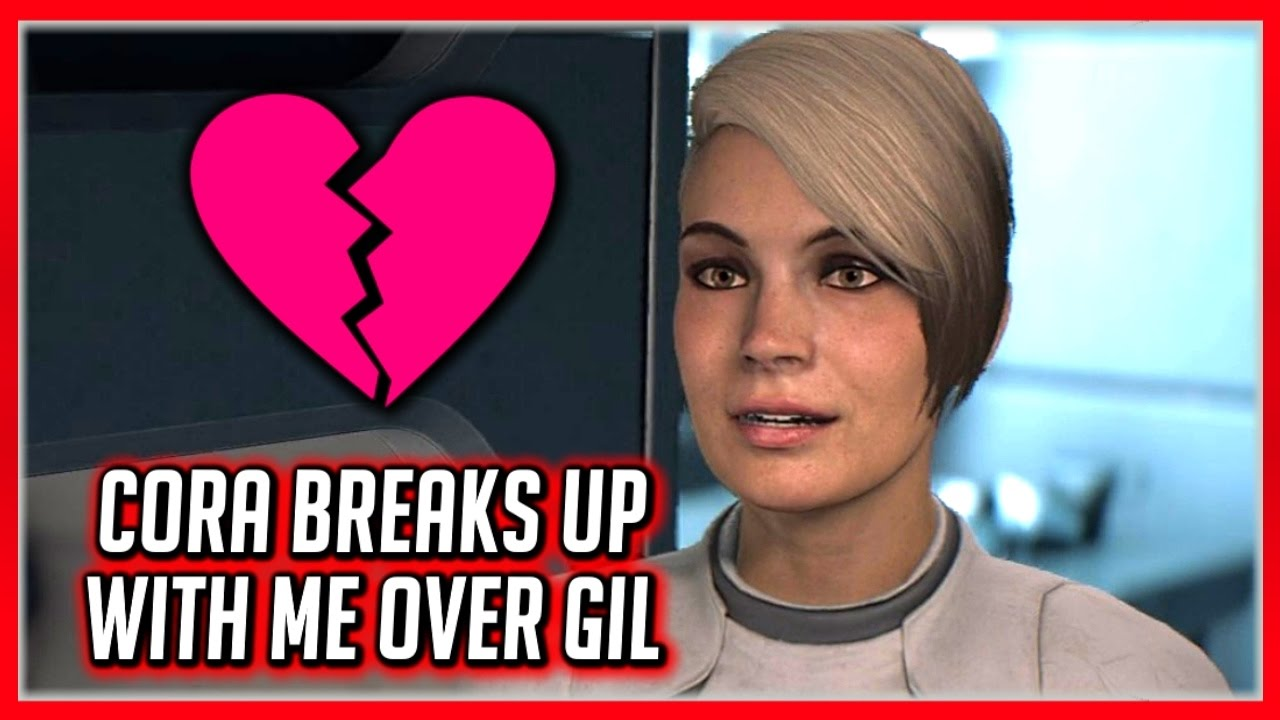 Mass Effect: Andromeda companion players want to date first..