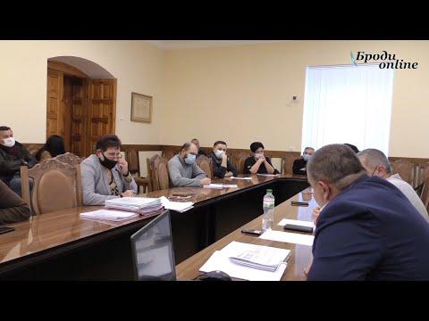 Телеканал Броди online: У Бродівській ОТГ засідала перша постійна депутатська комісія нового скликання (ТК