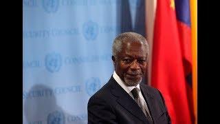 Kofi Annan's long legacy as an arbiter for reform at the UN