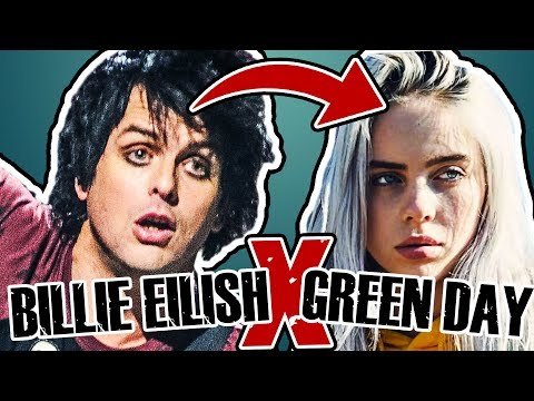 Mike Daniels - What Billie Eilish's Bad Guy Would Sound Like If Green Day Recorded It