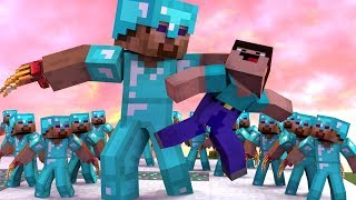 Noob vs Pro Full Animation 4 - Minecraft Animations
